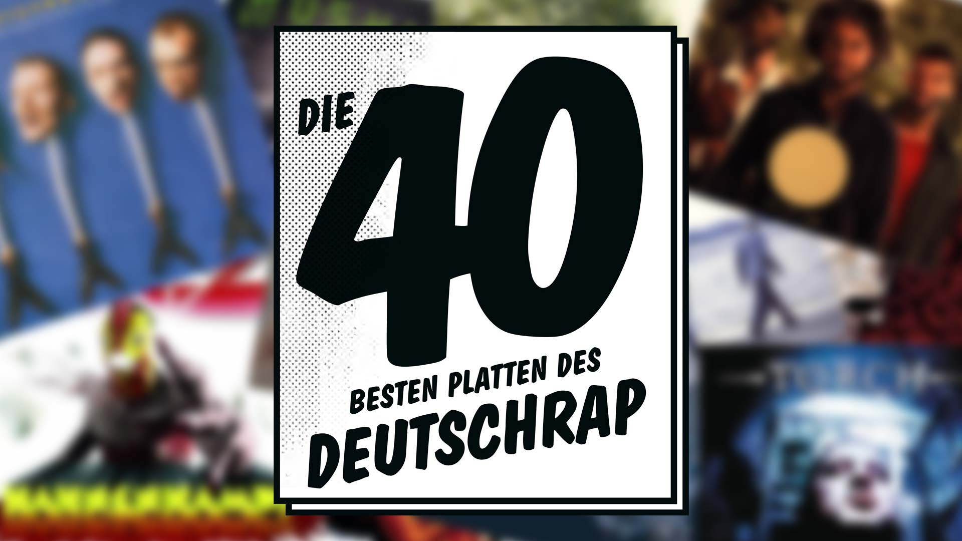 Deutschrap-Platten