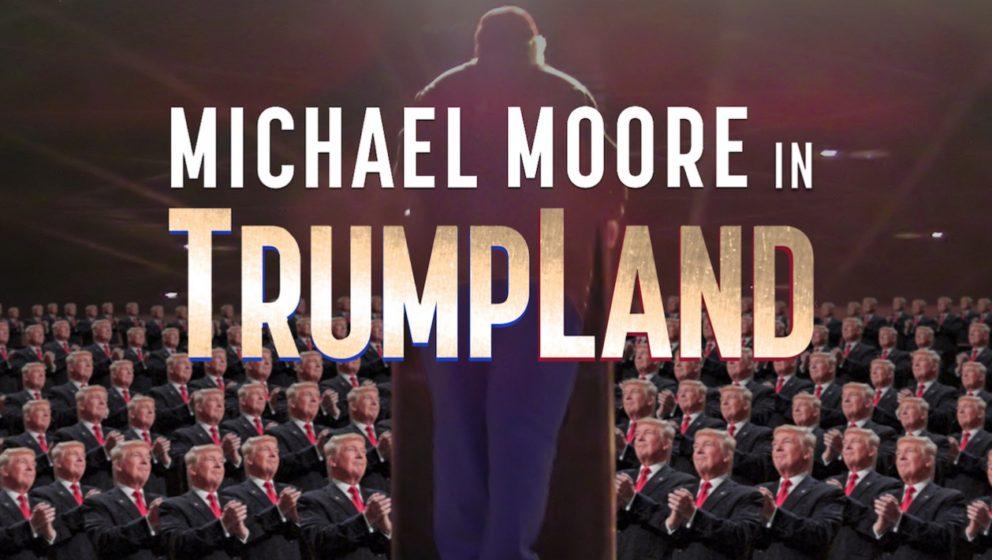 Spontane Premiere in New York: Michael Moore hat eine neue Doku gedreht.
