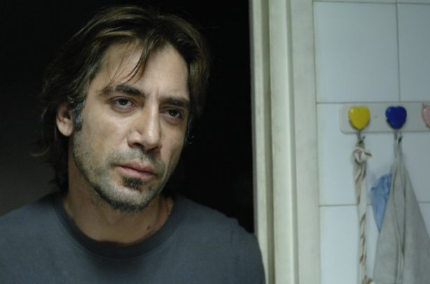 "Javier Bardem in ""Biutiful""."