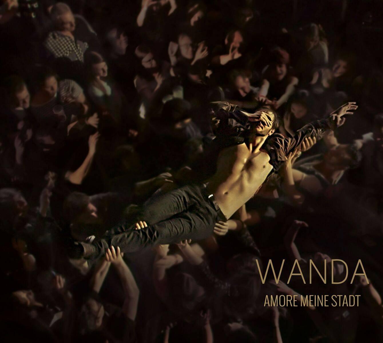 Wanda – AMORE MEINE STADT, VÖ: 21.10.2016