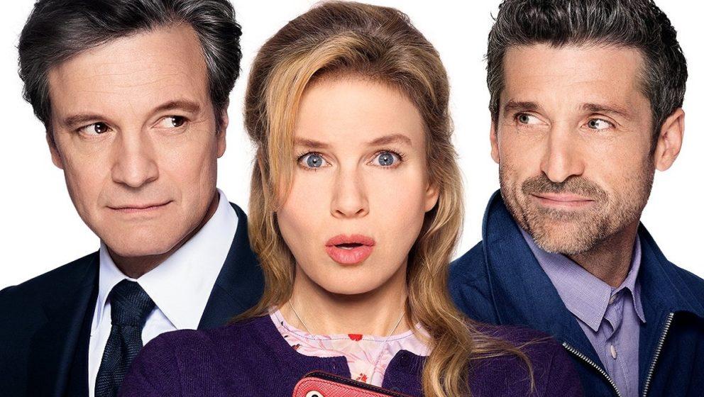 Bridget Jones steht mal wieder zwischen zwei Männern.