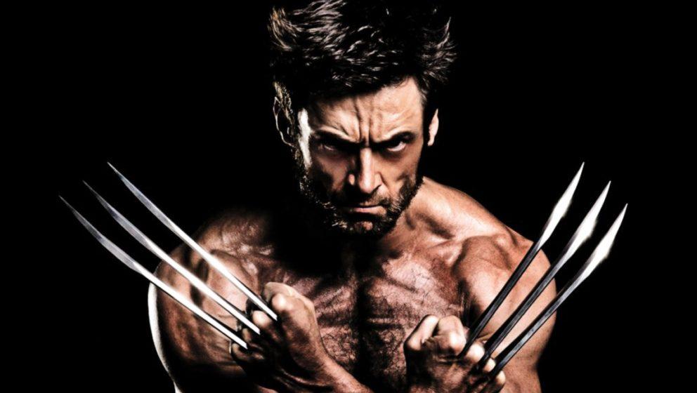 Hugh Jackman als Wolverine.