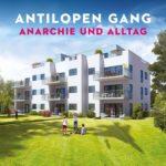 Antilopen Gang – ANARCHIE UND ALLTAG, VÖ: 20.01.2017