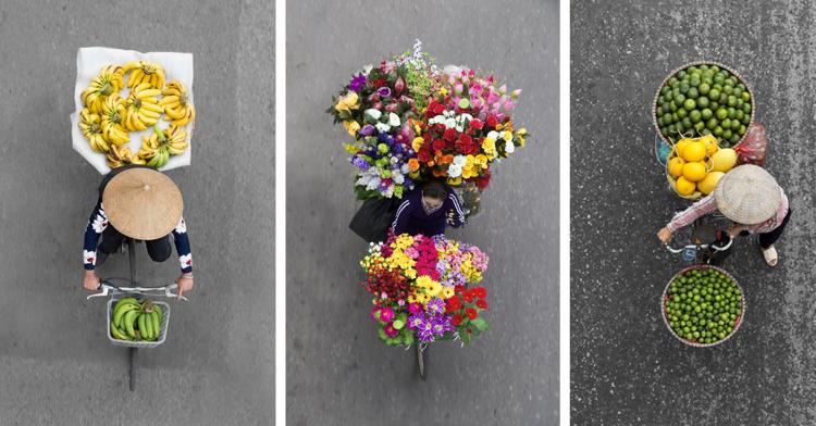 Ausriss aus dem Fotoprojekt von Loes Heerink