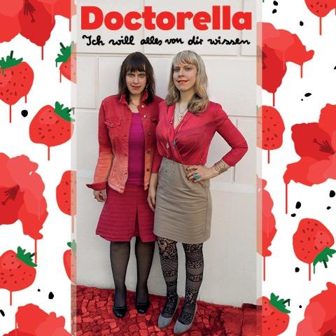 Doctorella – ICH WILL ALLES VON DIR WISSEN, VÖ: 28.10.2016