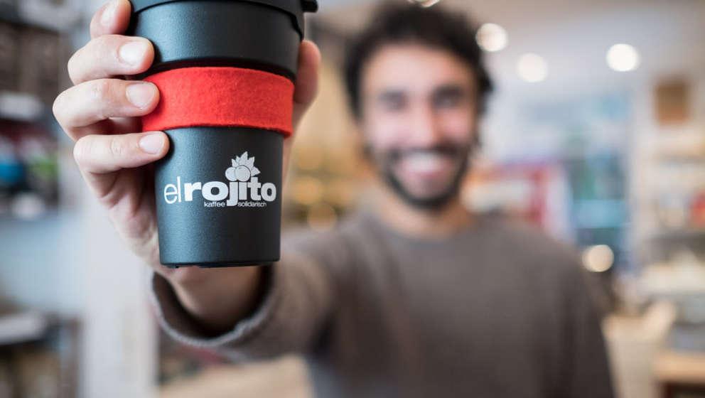 In Hamburg kommen Pfandbecher für deinen Coffee To Go
