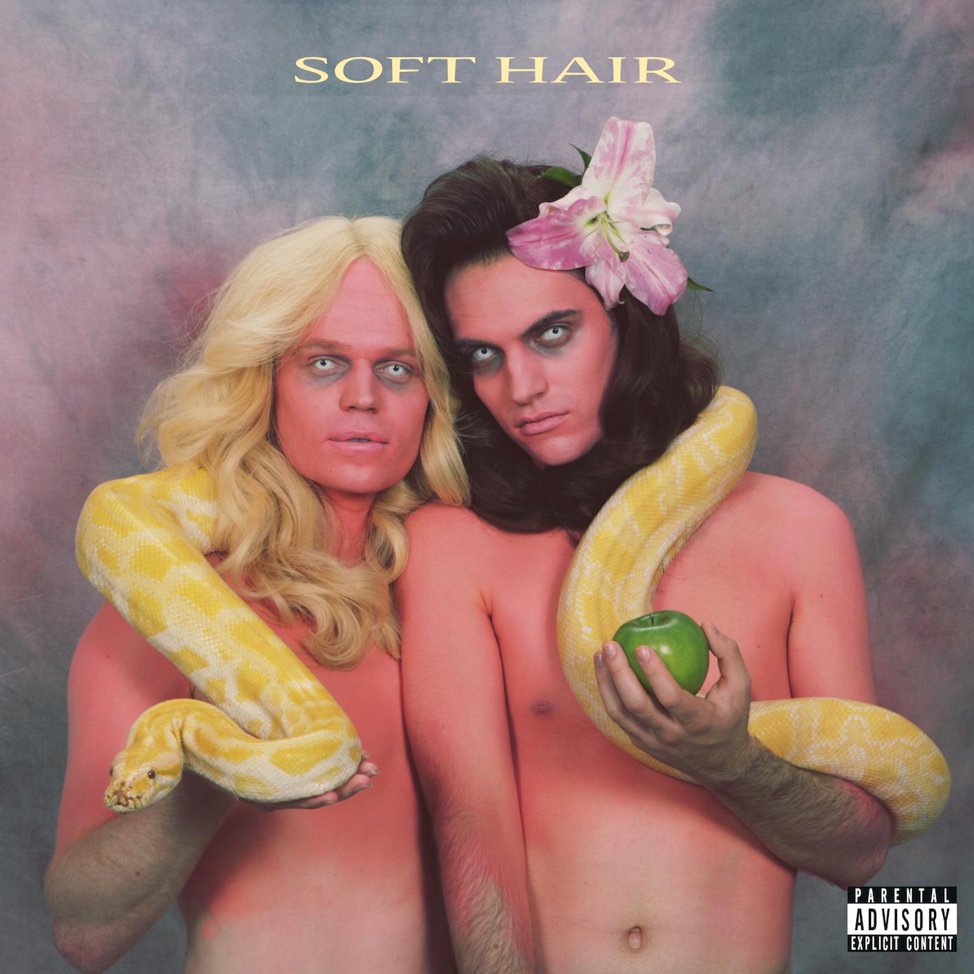 Soft Hair – SOFT HAIR, VÖ: 28.10.2016