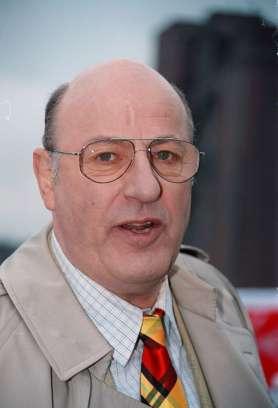 "Manfred Krug in ""Tatort""."