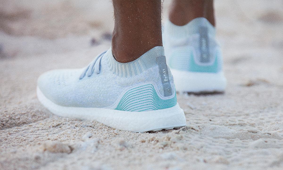 Umweltschutz: Adidas entwickelt Sportschuh aus Ozean