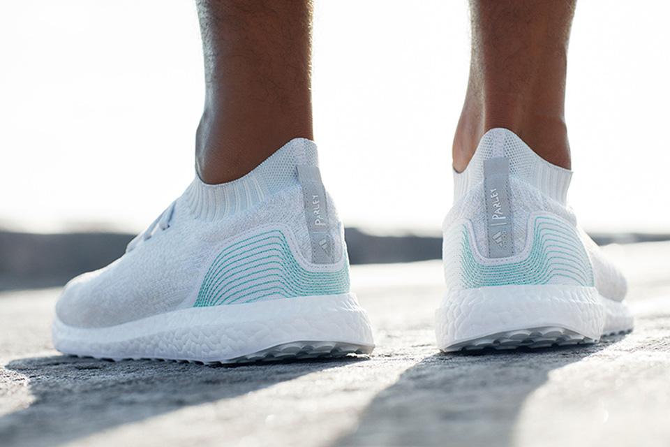 Adidas produziert Schuhe aus dem Plastikmüll der Weltmeere