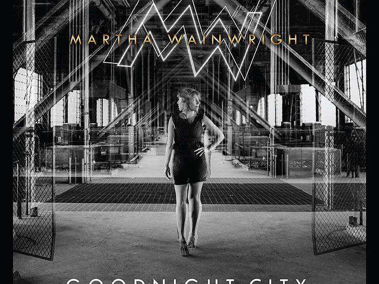 Marta Wainwright – GOODNIGHT CITY, VÖ: 11.11.2016