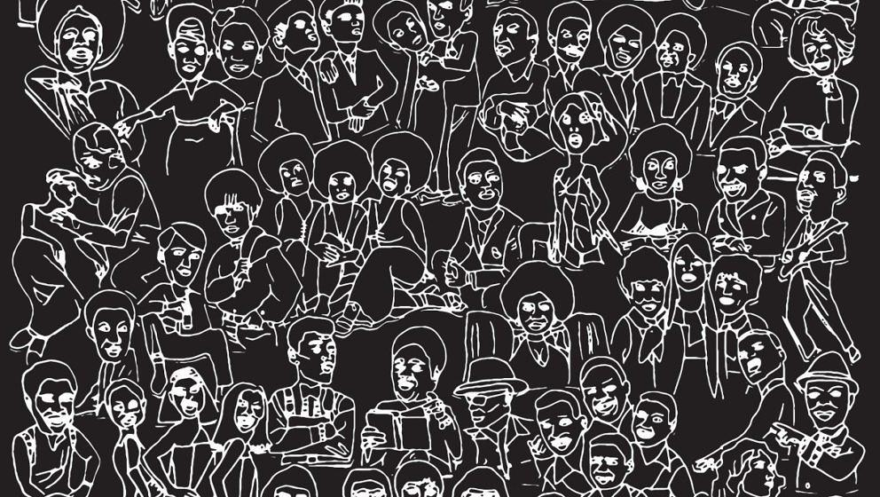 Romare – LOVE SONGS: PART TWO, VÖ: 11.11.2016