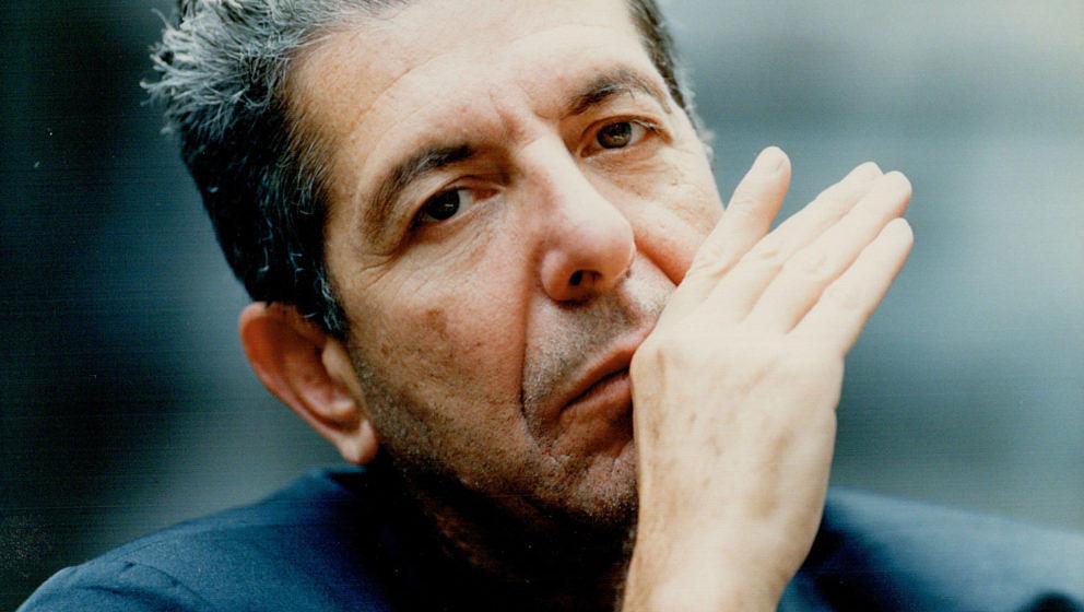 Leonard Cohen wusste, dass YOU WANT IT DARKER sein finales Kapitel sein wird.