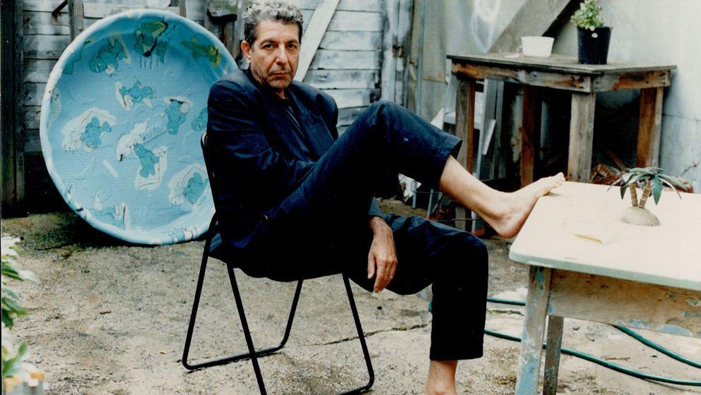 45. Loenard Cohen: Es gibt ein paar Live-Alben die zeigen, dass Cohen nicht immer richtig super auf der Spur liegt, aber das