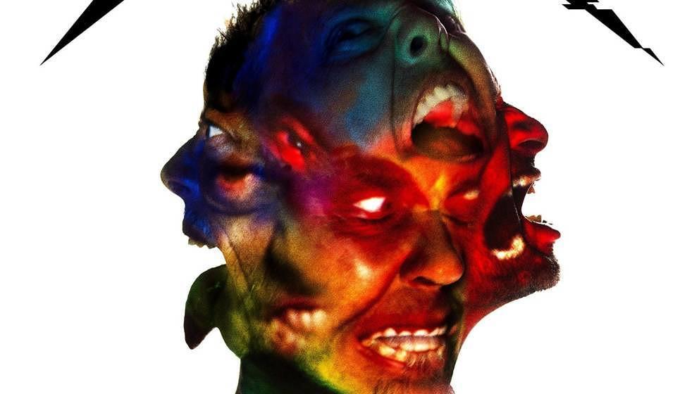 Metallica – HARDWIRED...TO SELF-DESTRUCT, VÖ: 18.11.2016