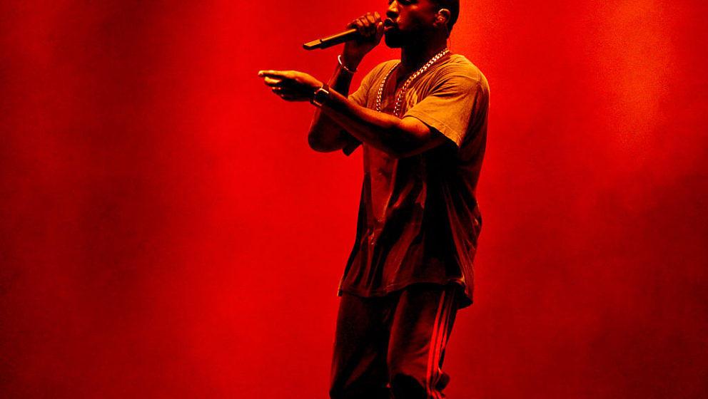 Kanye West im Oktober 2016