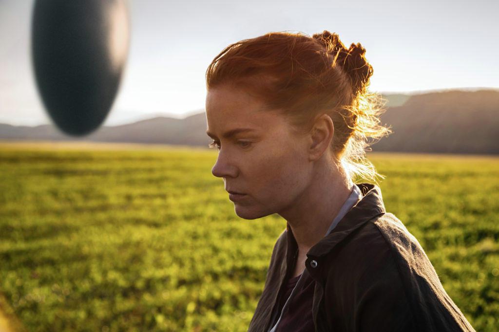 Review: Arrival - Regie: Denis Villeneuve
