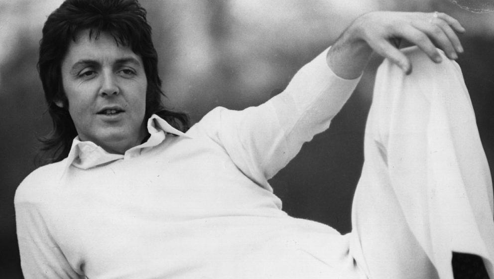 Paul McCartney im Jahr 1973
