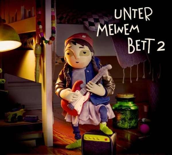 Diverse – UNTER MEINEM BETT 2, VÖ: 21.10.2016