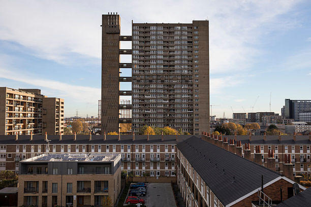 Balfron Tower, London