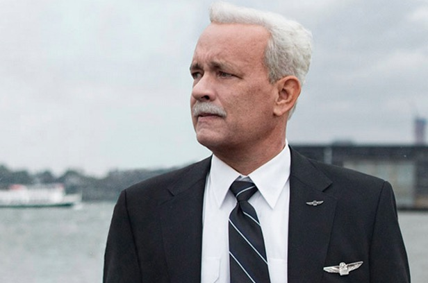 "Tom Hanks in ""Sully""."