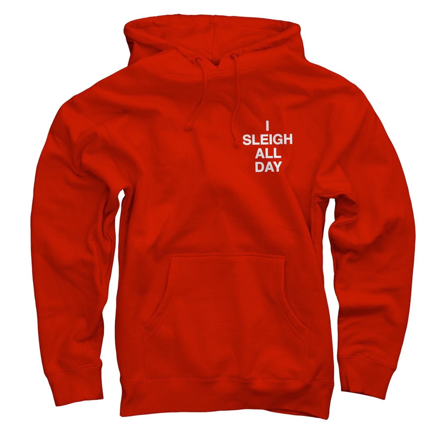 beyonce_i_slay_pullover_hoodie_red_f