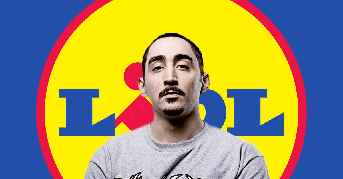 Herzlose Rapper sollen zu Lidl gehen, meint Samy Deluxe, der Discounter ist einverstanden.