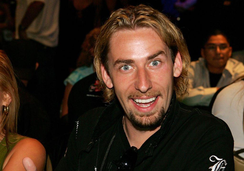 Nickelback Sänger
