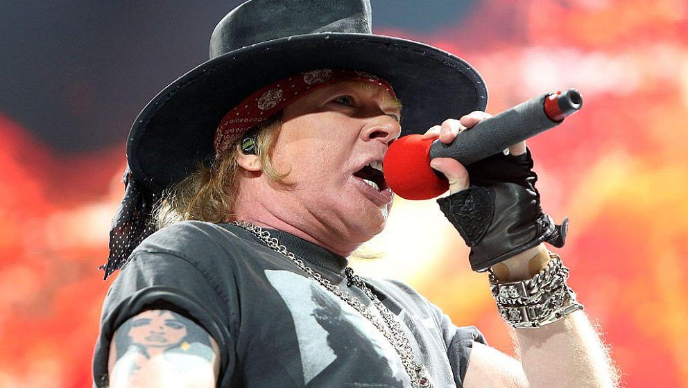 Axl Rose Guns N'Roses