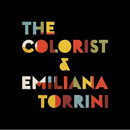 The Colorist & Emilíana Torrini – THE COLORIST & EMILIANA TORRINI, VÖ: 9.12.2016