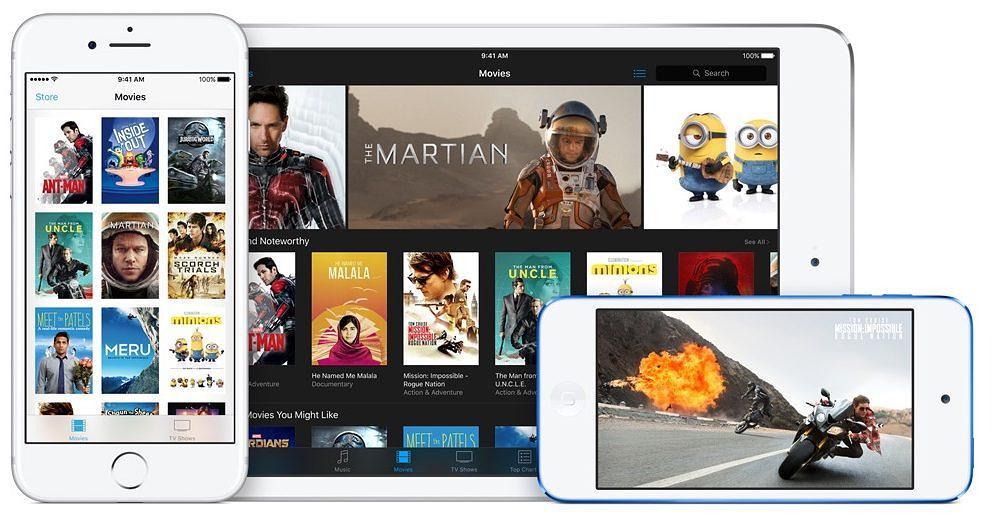 Landen Kinofilme bald schon nach wenigen Tagen bei iTunes?