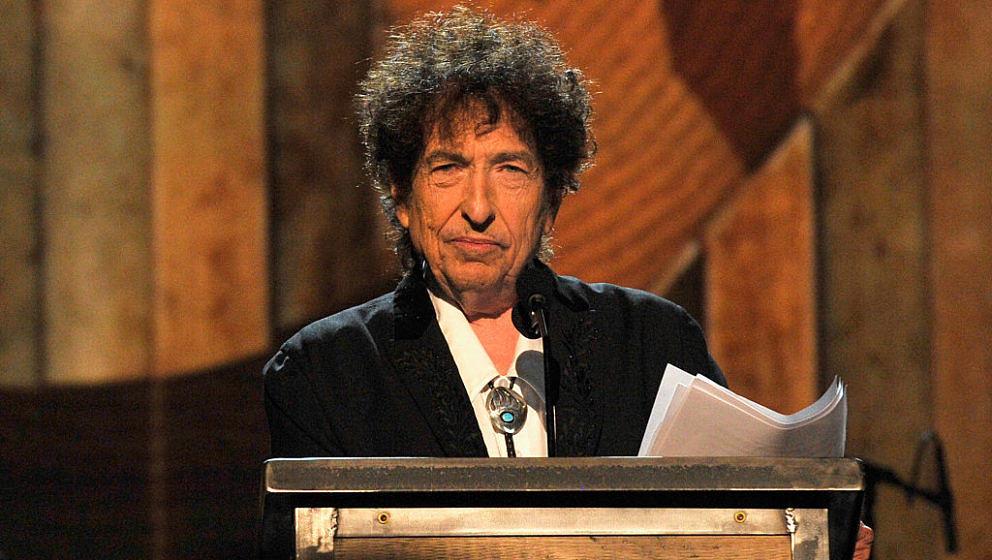 Bob Dylan, 2015