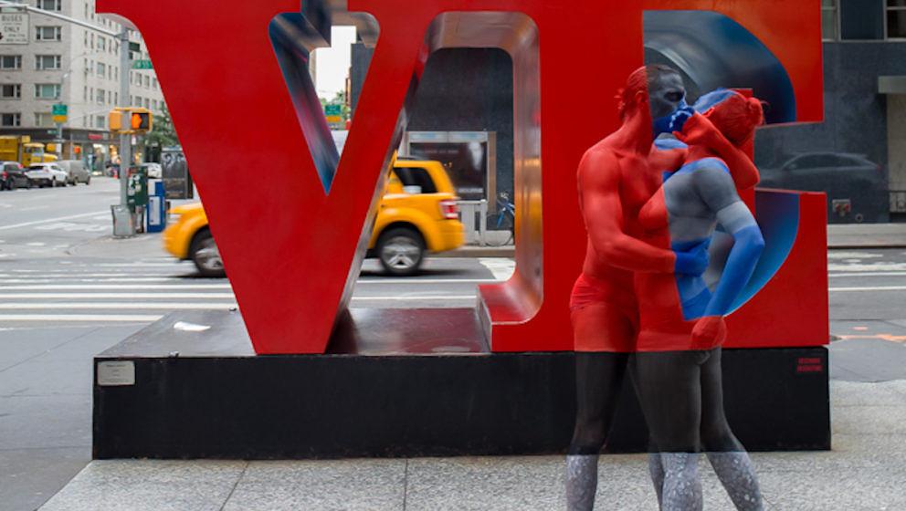 Love in New York von Trina Merry