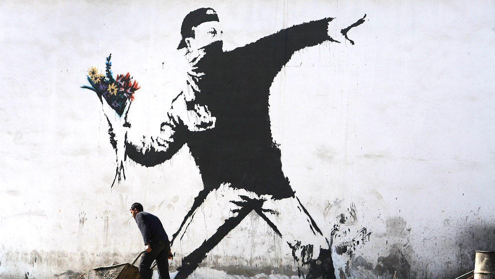 Ist Banksy endültig enttarnt? Ja.