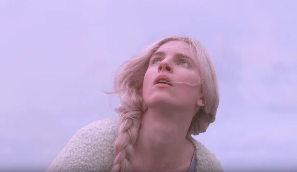 "Brit Marling in ""The OA""."