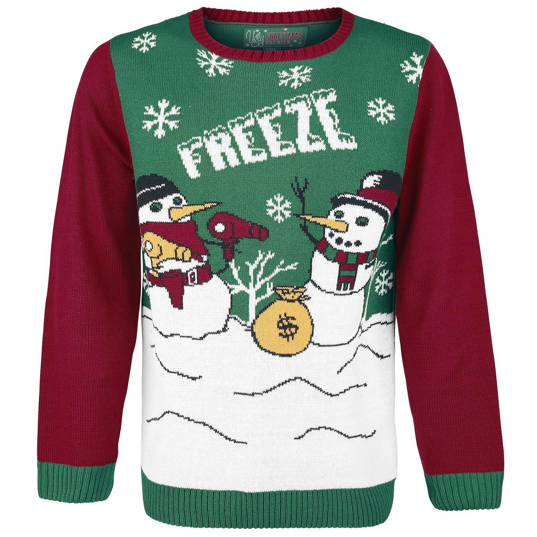 freeze-weihnachtspullover