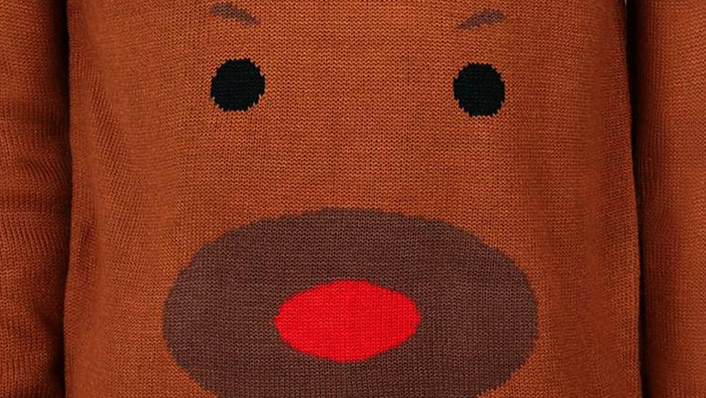 Es gibt kein Entkommen : die hässlichsten Weihnachtspullover im Überblick