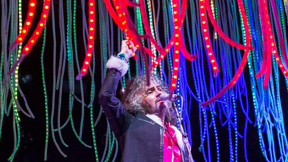 The Flaming Lips kommen nach Berlin.