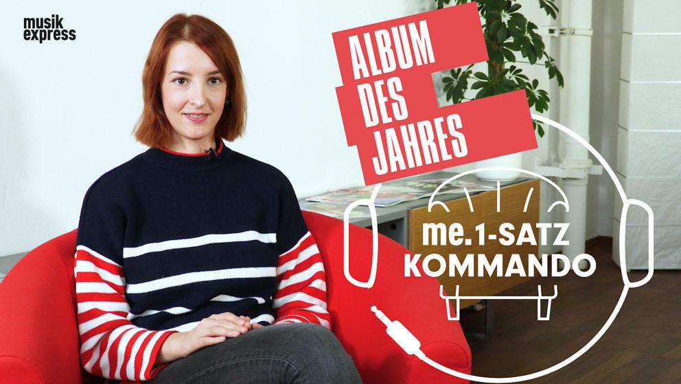 Annett Scheffel Album des Jahres