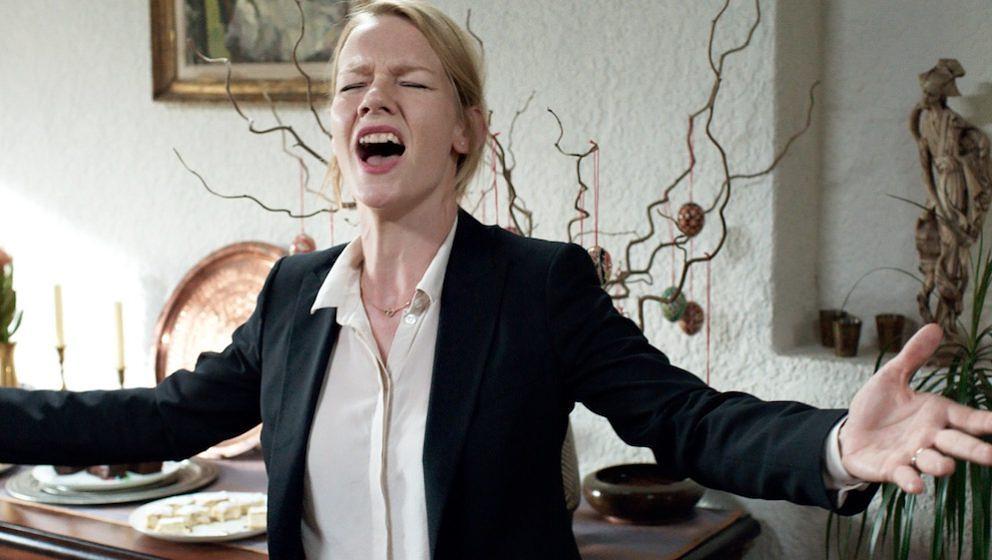 """Sandra Hüller in """"Toni Erdmann""""."""