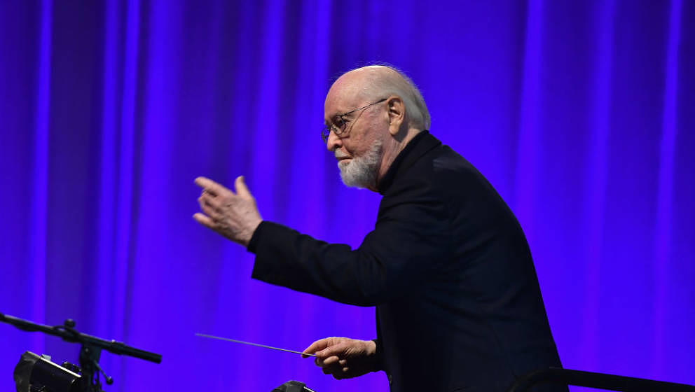 ORLANDO, FL - APRIL 13:  John Williams attends the Star Wars Celebration Day 1 on April 13, 2017 in Orlando, Florida.  (Photo