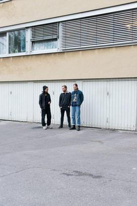 Die Kölner Band Woman