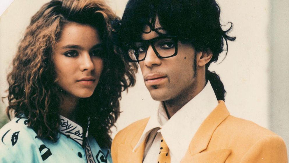 Prince während seiner LOVESEXY-Tour
