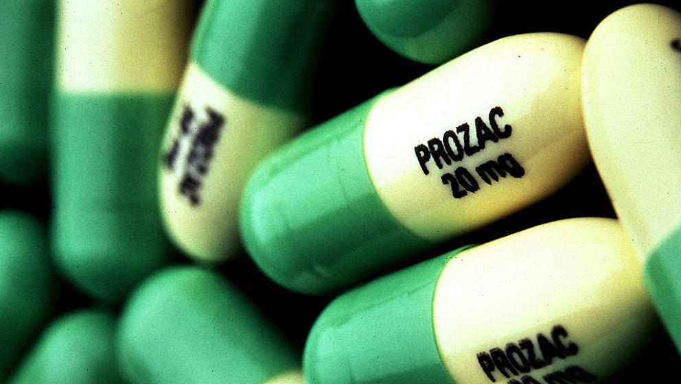 212608 06: Prozac is the world's most widely prescribed antidepressant; it has been used by more than 35 million people world