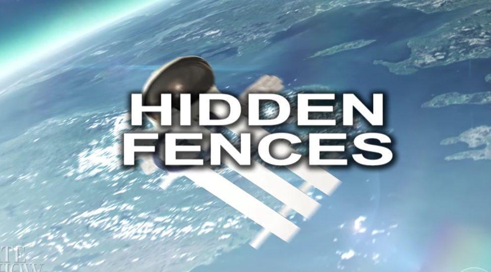 """Ein mieser Versprecher ist der Star von Satire: """"Hidden Fences""""."""