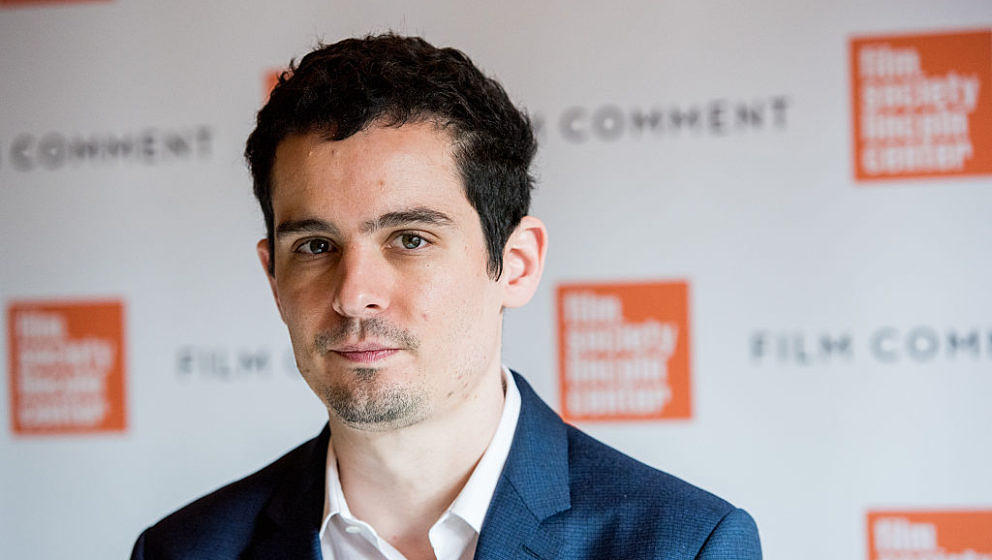 NEW YORK, NY - JANUARY 04:  Director Damien Chazelle attends the 2016 Film Society Of Lincoln Center and Film comment luncheo