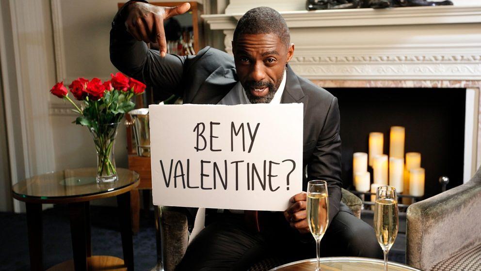 Idris Elba sucht ein Date.