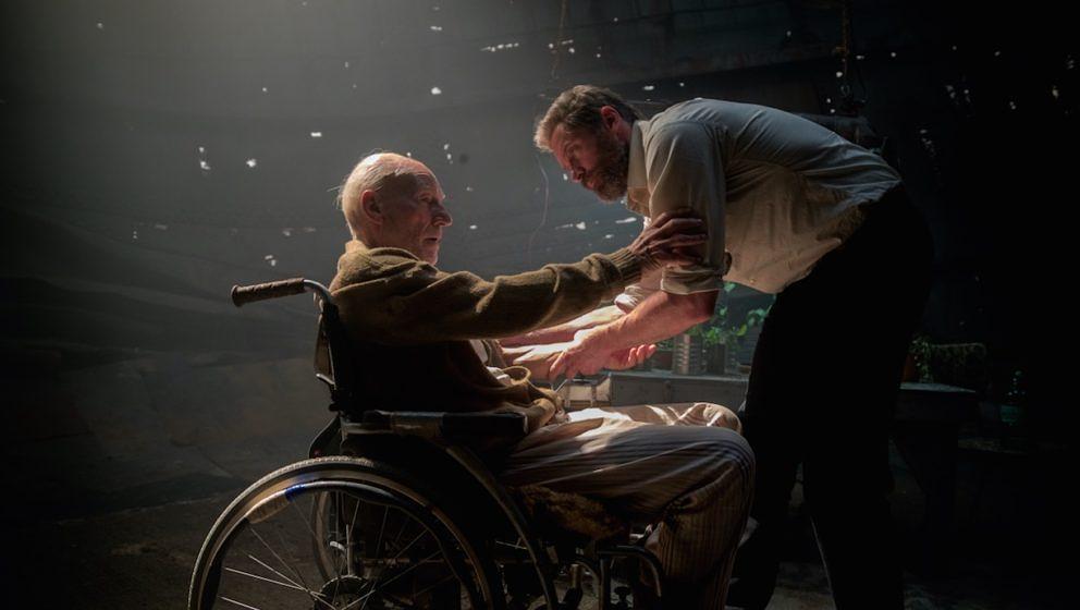 """Feierte Weltpremiere auf der Berlinale: """"Logan""""."""