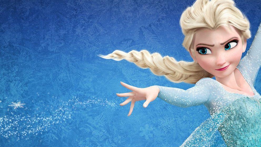 """Elsa aus """"Die Eiskönigin""""."""