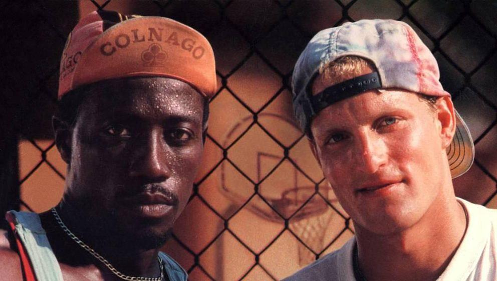Wesley Snipes (.) und Woody Harrelson.